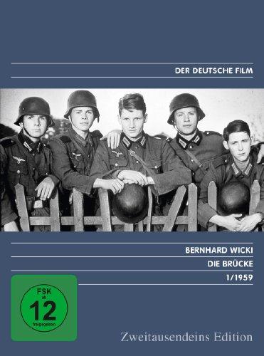 Die Brücke - Zweitausendeins Edition Deutscher Film 1/1959.