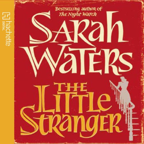 The Little Stranger cover art