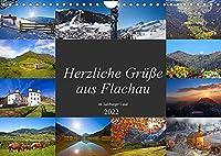 Herzliche Gruesse aus Flachau (Wandkalender 2022 DIN A4 quer): Die schoensten Impressionen in Flachau (Monatskalender, 14 Seiten )