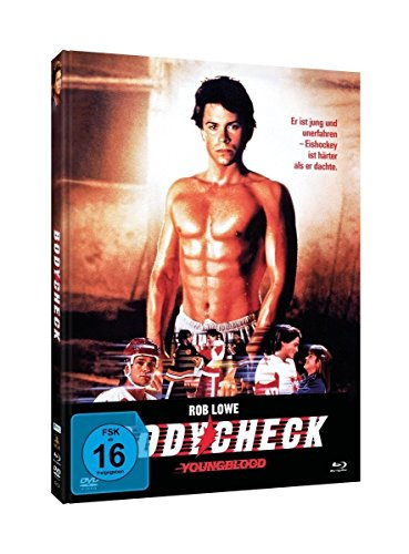 Bodycheck - Limitiertes Mediabook (+ DVD) [Blu-ray]