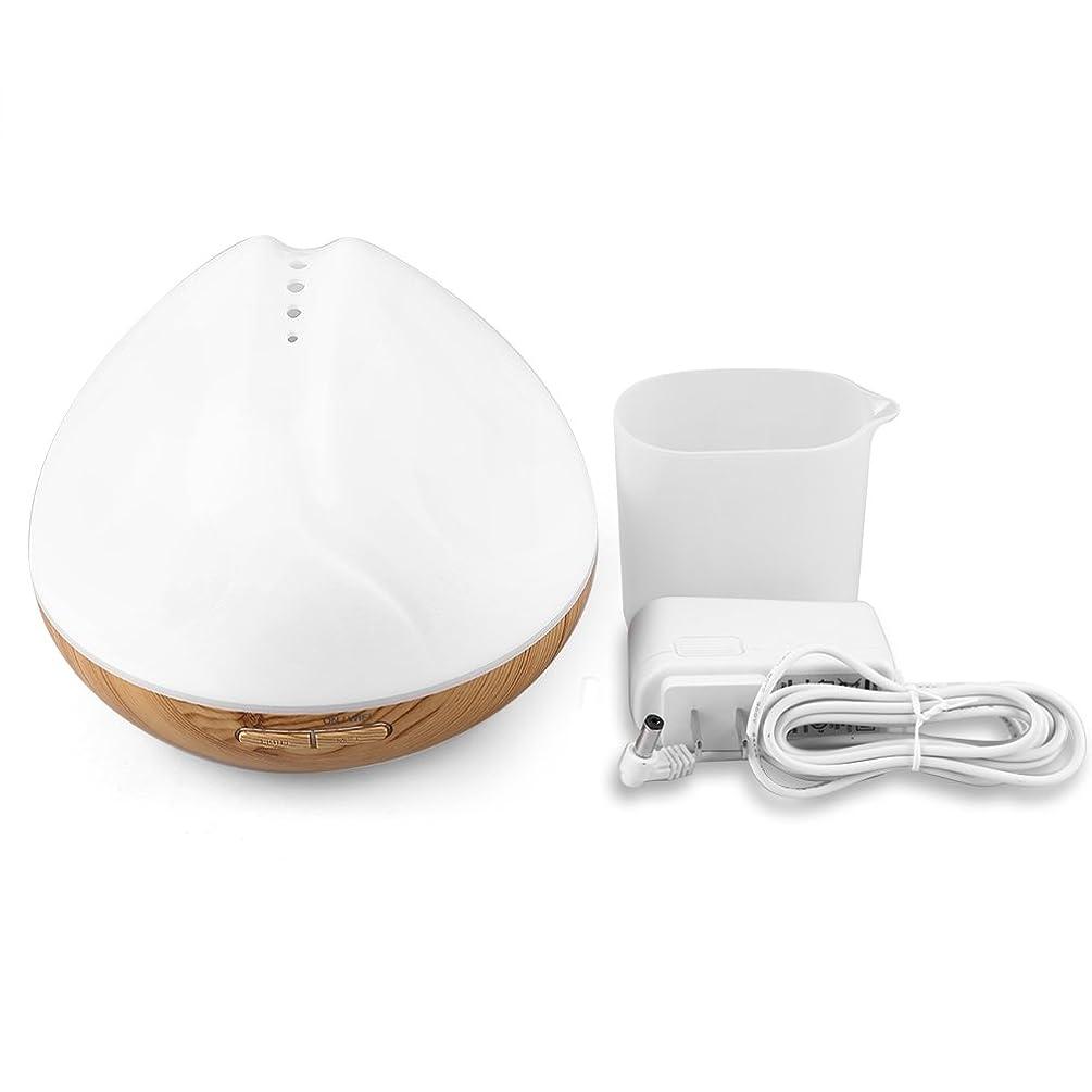 固体チャーム移行する空気加湿器、WiFiスマートアロマLEDタイマー作品(US)