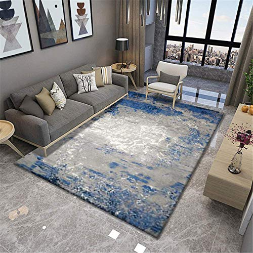 MLKUP Rugs and Carpets for Home Living Room Non-slip Washable Coffee Table Bedroom Area children's Rug/size:80x120cm