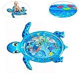 Baby spielzeug Aufblasbarer,Wasser-Spielmatte Baby, Wassermatte Aufblasbare,Wasserspielmatte Baby,Babyspielzeug für frühe Entwicklung des Säuglings