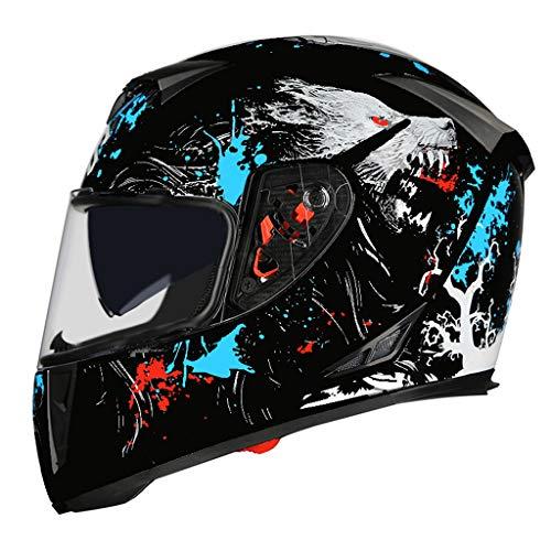 Dirt Bike Off-Road Motocross Street Dirt Bike ATV Helmets Crash Downhill DH Four Wheeler Helmet Mountain Bike Helmet for Boys & Girls,DOT Certification