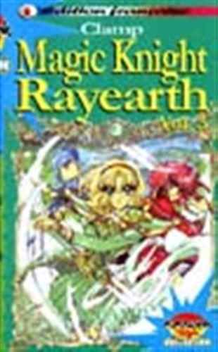 Magic knight rayearth -t3-