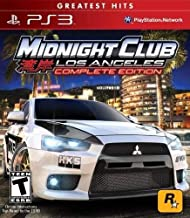 PS3 Midnight Club: Los Angeles Complete Edition R1