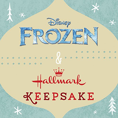 "Hallmark Keepsake Disney Frozen ""Olaf In Summer"" Holiday Ornament"