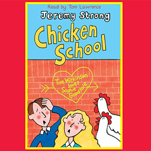 Chicken School audiobook cover art