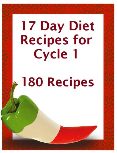 17 Day Diet Recipe Book For Cycle 1 17 Day Diet Recipe Cycle Kindle Edition By Smithson Victoria Health Fitness Dieting Kindle Ebooks Amazon Com