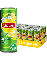 Lipton Ice Tea Green Lemon - 24 blikjes - 250ML
