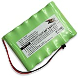 ZZcell Replacement Battery for Alarm System DSC Impassa 9057 Wireless Control Panel, 6PH-H-4/3A3600-S-D22, 3600mAh