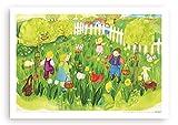 Poster fürs Kinderzimmer von Eva Maria OTT-Heidmann -