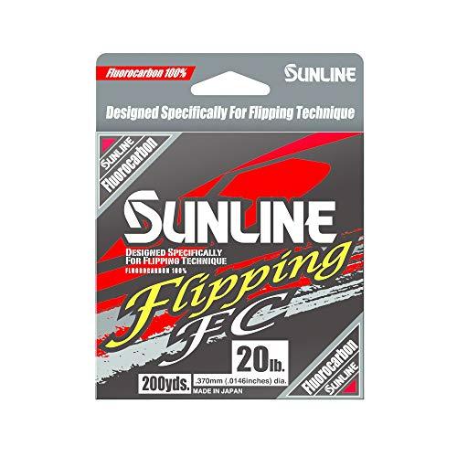 Sunline Flipping FC Fluorocarbon Line, 20 lb