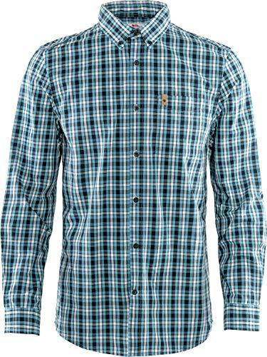 FJALLRAVEN Herren Övik Shirt Ls M Unterhemd, Dusk, XL