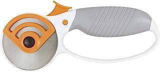 Fiskars Crafts 190160-1001 Heavy-Duty Comfort Loop Rotary Cutter (65 mm)