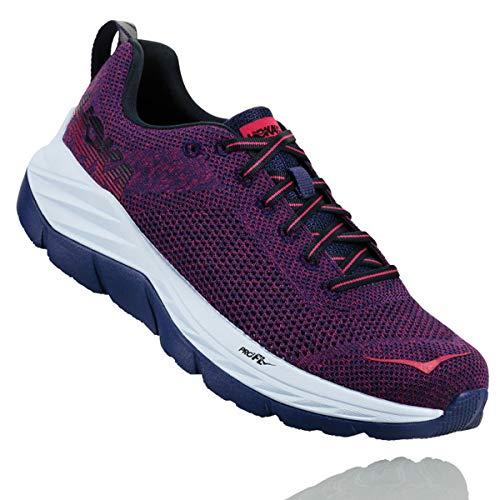 Hoka One One Mach Running Shoes Women Blue Ribbon/Sky B...