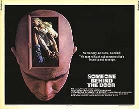 Someone Behind the Door - Authentic Original 28