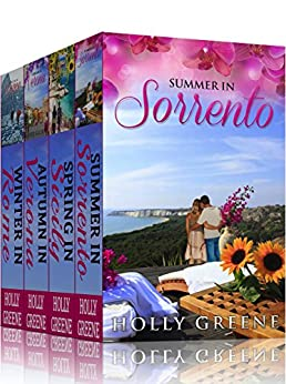Escape to Italy Collection: The Four Seasons by [Holly Greene]