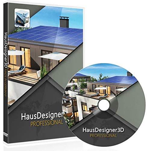 HausDesigner3D Professional 2020 - Hausplaner & Architektur Software / Programm zum Erstellen von Grundrissen, für die Raumplanung, 3D Visualisierung