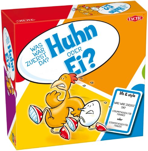 Winning Moves 11071 - Huhn oder Ei? - was war zuerst da?