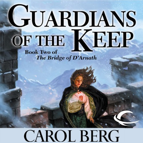 Guardians of the Keep audiobook cover art