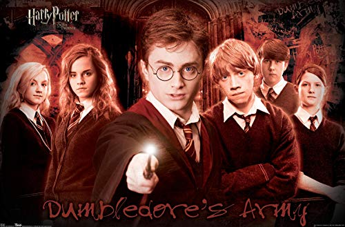 marco harry potter fabricante Trends International