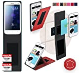 Cover for Gionee GPad G5 Case | in Red Leather |