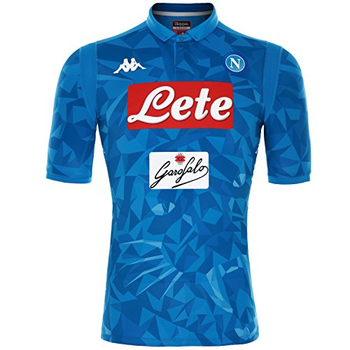 SSC Napoli thuiswedstrijd shirt