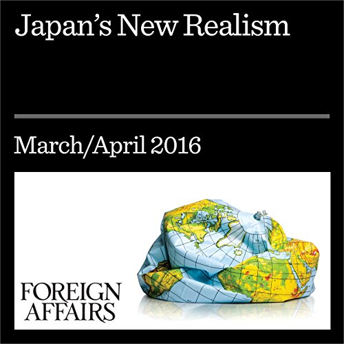 Japan's New Realism audiobook cover art