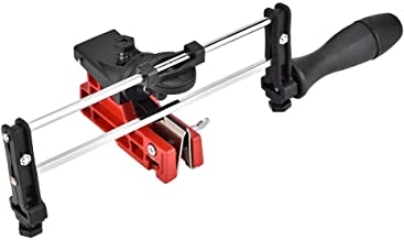 Chain Sharpener Super Rapid Chainsaw Sharpening Bar Mount Manual Precision Saw Chain Filing Guide Tool