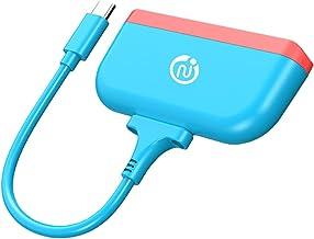 Homyl Hub USB-C multiportas com saída HDMI com adaptador USB 3.0 Dock Fit para Switch TV Projetor Laptop