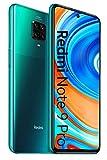 Xiaomi Redmi Note 9 Pro - Smartphone de 6.67' (6 GB RAM, 64 GB ROM, cámara AI Quad de 64 MP, batería de 5020 mAh) Tropical Green [UK Version]