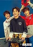 AJleil Puzzle 1000 Piezas BTS BTS Fashion Cute Boy Group Fan Gift Puzzle 1000 Piezas Animales Rompecabezas de Juguete de descompresión Intelectual Educativo Divertido Juego familiar50x75cm(20x30inch)