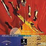 Ferruccio Busoni: Arlecchino / Turandot (Zwei Opern-Gesamtaufnahmen)