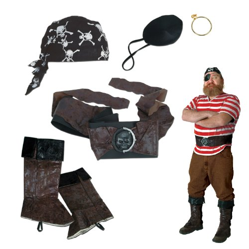 Beistle Kit Pirate