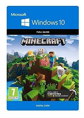 Minecraft Windows 10 Starter Collection | Windows Store - Download Code