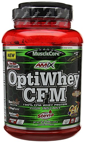 Amix Musclecore Opti-Whey Cfm Instant Protein Proteínas - 1000 gr_8594159539082