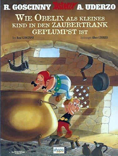 1 x Asterix