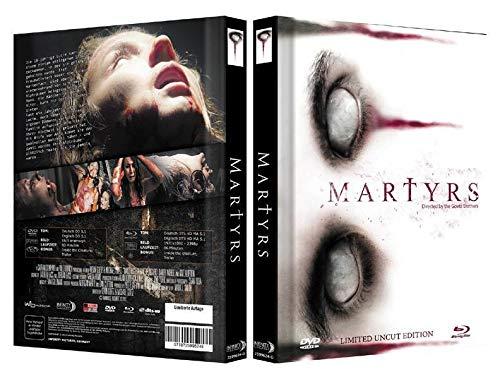 Martyrs (2015) - DVD/BD Mediabook Cover D - Limited 222