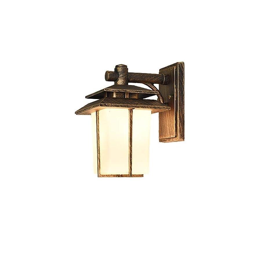 恩恵一回質量Kk バブルガラスランプシェード、屋外パティオポーチウォールマウントライトと屋外ウォールパック、現代屋外壁掛け照明器具ブラック仕上げで (Color : Metallic)