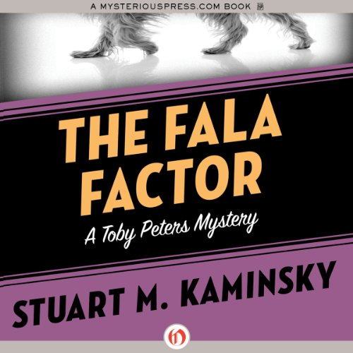 The Fala Factor audiobook cover art