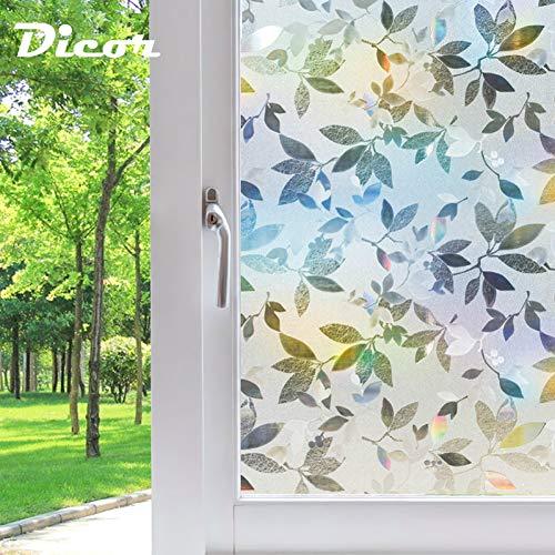 KUNHAN raamsticker raamfolie Home Decoratief Geen lijm 3D Statische Decoratieve raamglas Sticker Verwijderbaar