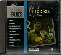 Les Génies du Blues - John Lee Hooker - Boogie Man