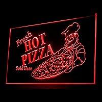 110150 ピザカフェ レストラン オープンディスプレイ LEDライトサイン