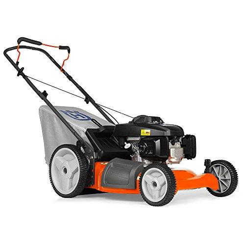 Husqvarna 7021P 21-Inch 160cc Honda GCV160 Gas Powered 3-N-1 Push Lawn Mower...