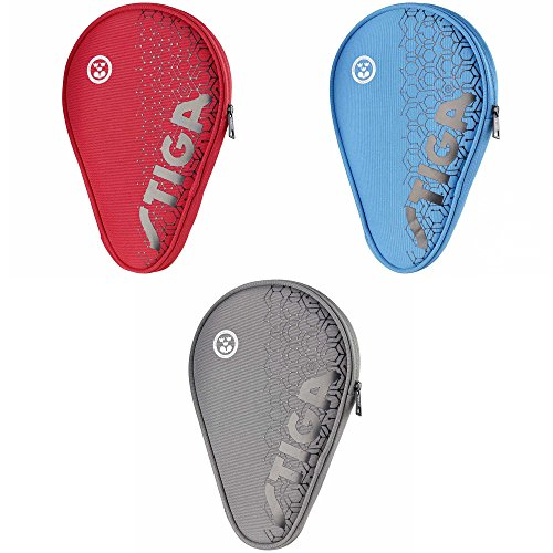 Discover Bargain STIGA Reverse Paddle Shaped Table Tennis Bat Case
