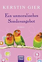 Ein unmoralisches Sonderangebot 3404162552 Book Cover