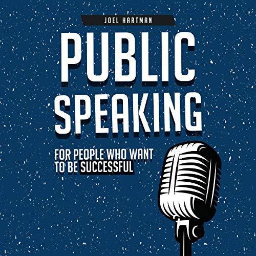 『Public Speaking』のカバーアート