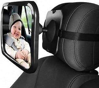 MU2827924 Mirror Baby Angle 360 Degree Adjustable car Mirror Mirror Baby Baby,Black