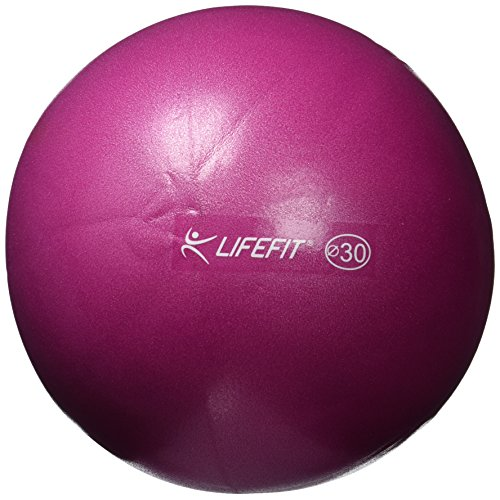 LIFEFIT Overball, Rot, 30 cm